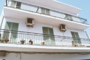 Balkon Gewächshaus
